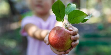 Apple Juicing for Kids (5 - 10 yrs) tickets