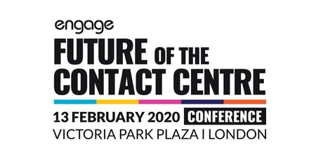 2020 Future of the Contact Centre Conference tickets