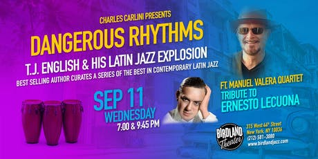 Manuel Valera Cuban Quintet: Tribute to Ernesto Lecuona tickets