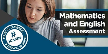 GCSE maths / GCSE English - Assessments (for starting September 2020) tickets