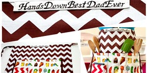 Father's Day Gift Workshop – Spoil your Dad with DIY...