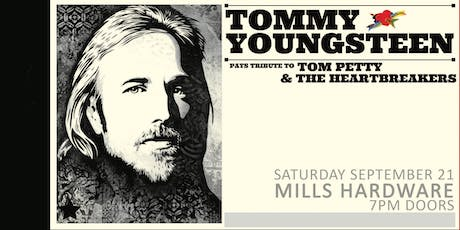 Tommy Youngsteen Pays Tribute to Tom Petty & The Heartbreakers tickets