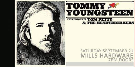 Tommy Youngsteen Pays Tribute to Tom Petty & The Heartbreakers