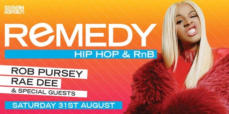 ReMEDY - Hip Hop + R&B! tickets