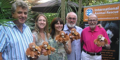 Saving a Species with Peter Egan and International Animal Rescue tickets