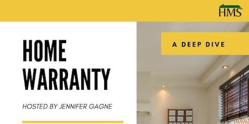 Home Warranty: A Deep Dive - 1 CE Credit