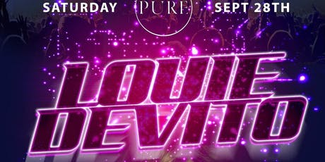 Louie Devito  feat Amber tickets
