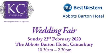 Abbots Barton Hotel Wedding Show tickets