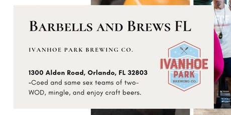 Barbells and Brews FL tickets