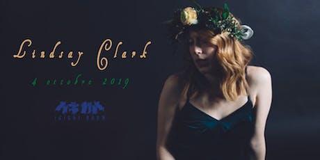 Lindsay Clark (American Folk) biglietti