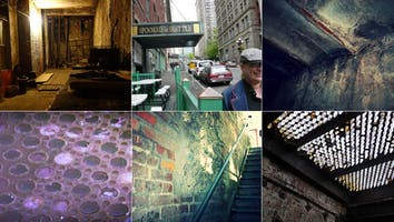 """Beneath the Streets"" Subterranean Tour"