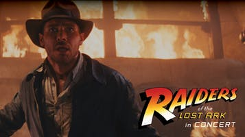 """Raiders of the Lost Ark"" – In Concert"