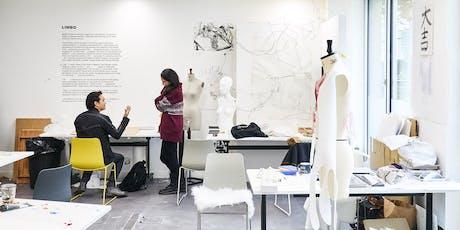 Graduate Diploma Art & Design Open Day - 26Oct19 tickets