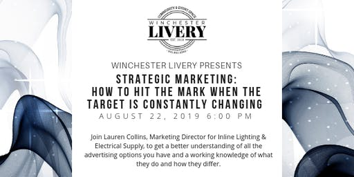 Strategic Marketing:  How to Hit the Mark