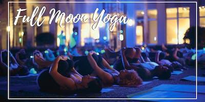 Full Moon Yoga at Hilton West Palm Beach