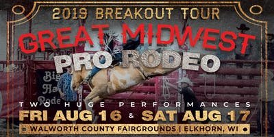 2019 Great Midwest Pro Rodeo