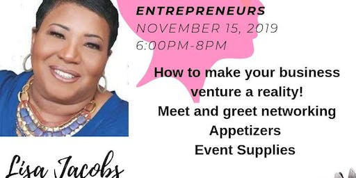 20/20 Vision Board Event for Entrepreneurs