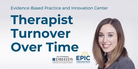 Lunch & Learn: Therapist Turnover Over Time tickets