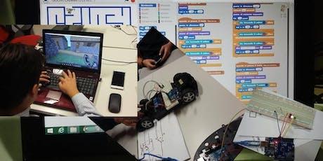 Corso di informatica, coding, making,.. 12-16 anni - lezione prova gratuita biglietti