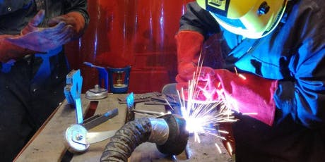 Introductory Welding for Artists (Mon 18 Nov - Afternoon) tickets