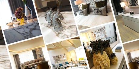 """Refresh Yrslf - Lifestyle  """"Interior Design Tips & Hints"""" by Evren Aras - EN INTRO tickets"""