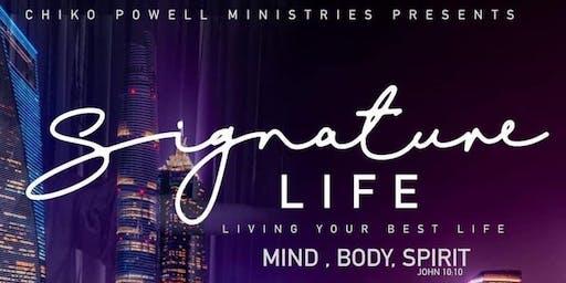 Signature Life Empowerment Seminar