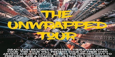 Gran Leon Records Presents The Unwrapped Tour (St. Augustine, Florida) tickets