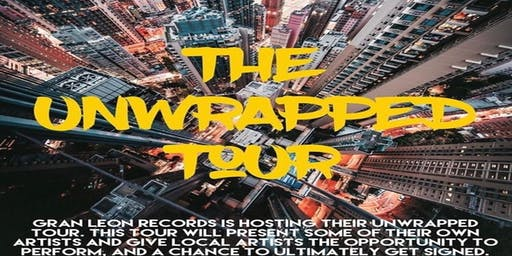 Gran Leon Records Presents The Unwrapped Tour (St. Augustine, Florida)