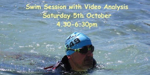 Swim Session with Video Analysis