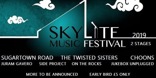 Skylite Summer Music Festival