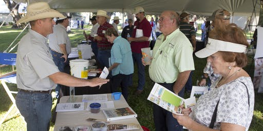 UF/IFAS Range Cattle REC Field Day - Trade Show Oct. 2019