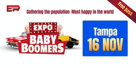 Expo Baby Boomers | Tampa tickets