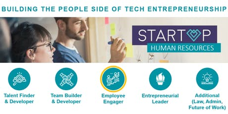 Employee Engager in growing Startups Workshop Tickets