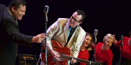 Deck The Hall with Buddy Holly -  Angel Tree benefit tickets