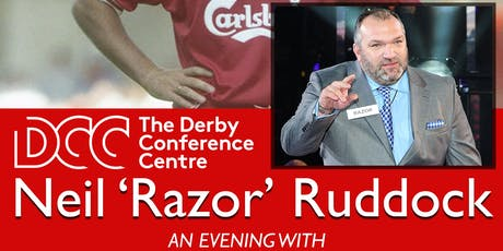 An Evening with Neil 'Razor' Ruddock  tickets