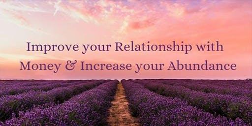 Increase Your Abundance Workshop