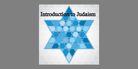 Introduction to Judaism tickets