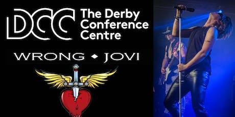Wrong Jovi Tribute Night  tickets