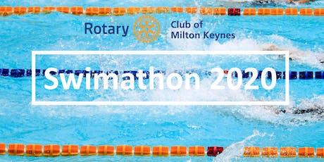Rotary Club of Milton Keynes Swimathon 2020 tickets