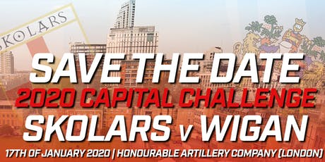 Capital Challenge 2020 tickets