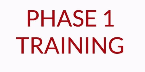 REI Phase I Workshop - Portland, ME.  November 18-19 (Mon/Tue)