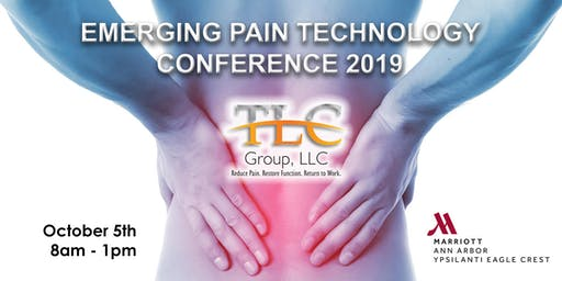 Emerging Pain Technology Conference