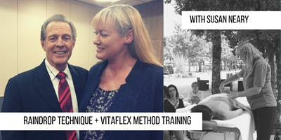 Raindrop Technique + Vita Flex Method with Susan Neary