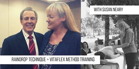 Raindrop Technique + Vita Flex Method Training with Susan Neary  tickets