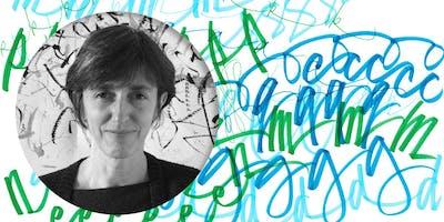 Il ritmo del corsivo: workshop con Monica Dengo