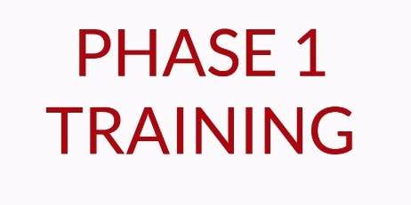 REI Phase I Workshop - Boston, MA.  Sept 18-19 (Wed/Thur)