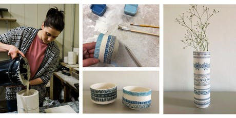4 Week Ceramic Design Course  tickets