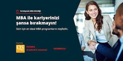 Ücretsiz Yurtdışında MBA Eğitimi Etkinliği -