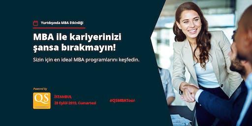 Ücretsiz Yurtdışında MBA Eğitimi Etkinliği - İstanbul
