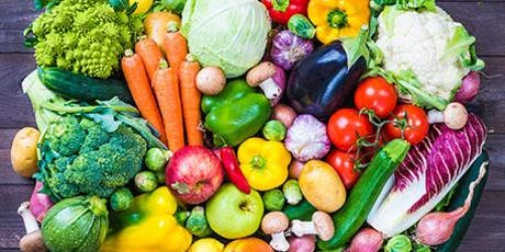 Raising Your Vibrational Level Thru A Plant Based Diet tickets